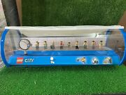Rare Lego Store Display City Police And Robbers Thieves Brand New