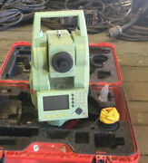 Leica Tcr803 Total Station In Excellent Condition