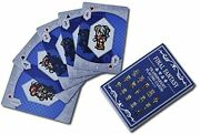 Final Fantasy Clear Playing Cards