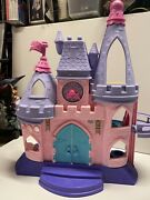 Fisher Price Little People Disney Princess Musical Songs Palace Castle And Figures
