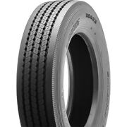 4 Tires Milestar Bs623 245/70r19.5 133/131m G 14 Ply All Position Commercial