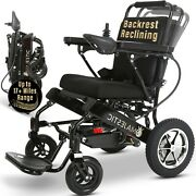 Electric Wheelchair For Adults Portable All Terrain Lightweight Wheelchairs