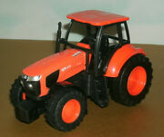 1/32 Scale Kubota M5-111 Farm Tractor Plastic And Diecast Toy Model New-ray