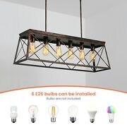 Armhouse Chandelier Chandeliers 6-light Dining Room Kitchen Island Lighting Usa