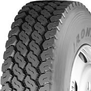 4 Tires Ironman I-402 385/65r22.5 Load L 20 Ply All Position Commercial