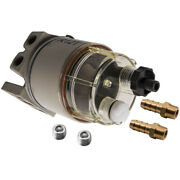 Fuel Filter Water Separator 120at For Boat Marine Outboard Spin-on Housing R12t