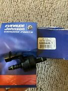 Oe Evinrude Johnson 5009445 Fuel Vent Solenoid Kit Nos In Factory Box Green Dot