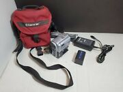 Sony Dcr-pc9 Mini Dv Digital Video Camera Camcorder With Accessories And Case