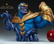 Sideshow Thanos Bust 400340 Statue Figure