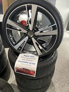 Genuine Oem Audi Rs3 S3 A3 Bbs 19andrdquo Wheels And Tires Set Staggered