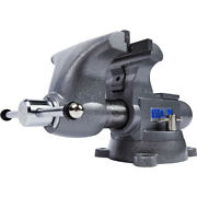 Wilton Tools 28808 8 Wide Jaw 6 3/4 Max Opening Tradesman Work Bench Vise Tool