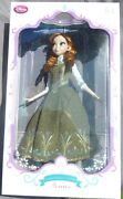 Anna Green Dress Elsa Frozen Collection Doll Disney Edition Limited 5000 Nrfb
