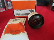 1980and039s Harley Davidson Nos Oil Temperature Gauge Kit- 75031-86-bagger Tourglide