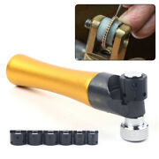 1 Set Jewelry Making Tools Hot Ring Fixture 13cm For Diamond Setting Durable Usa