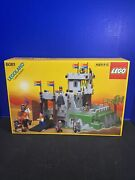 New Lego Legoland 6081 Castle System King's Mountain Fortress New