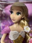 Rapunzel Doll Disney Princess Character Toy Anniversary Edition Limited Japan