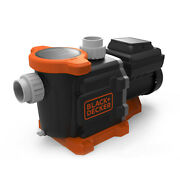 Black And Decker 3 Hp Energy Star Variable Speed In Ground Swimming Pool Pump