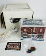 Vtg Hawthorne Mayberry Post Office Building Andy Griffith Christmas Village New