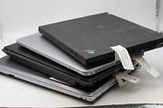 Lot Of 4 Laptops Different Brands/models For Parts/repair As-is P8-td