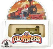 N Scale Bachmann 75051 Old Timers Union Pacific Wagon Goods