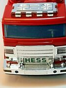 Hess 2005 Emergency Truck With Rescue Vehicle Lights Up With Sounds New No Box