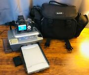 Kodak Easyshare Printer Dock 6000 With Dx6490 Camera As Is For Partsplease Read