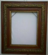 Antique 19th C. Large Victorian Gallery Quality Frame Great Condition 15.5x19.5