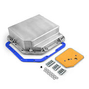Gm Turbo Th350 Extra Capacity Fabricated Aluminum Transmission Oil Pan