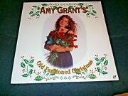 Amy Grantand039s Old Fashioned Christmas 1992 Laserdisc - New And Sealed