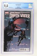 Darth Vader 3 - Marvel 2015 Cgc 9.8 1st Appearance Of Aphra 0-0-0 And Bt-1.