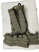 Us Military Eagle Industries Molle H Harness + Hydration Carriercamelbak 3.1l