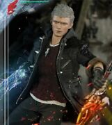 Asmus Toys 904571 Devil May Cry5 Nero 16 Action Figure Devil May Cry 5 Ner