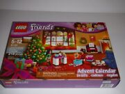 New 2016 Lego Friends Advent Calendar 41131 Christmas Countdown 24 Gifts