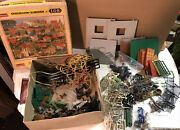 Vintage Lgb Lehmann Gross Bahn Building Parts And Accessories Lot- Must See