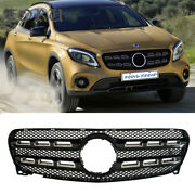 For Mercedes Benz Gla Class X156 Grille Gla200 Gla250 Gla180 Front Grill 2017-19