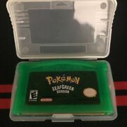 Gba Overseas Version Pokemon Leaf Green Used From Japan