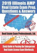 2019 Illinois Amp Real Estate Exam Prep Questions And Answers Study Guide To...