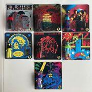 Lot Of King Gizzard And The Lizard Wizard Action Figures Cosmic Evil Toys