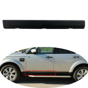 1x Lh Front Door Moulding Trim Inlaid Strip For Land Rover Lr4 Discovery 2010-16
