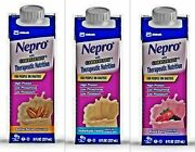 Nepro Carb Steady Drinks 21 Lot 3 Flavors Protein Diabetic Dialysis Nutrition