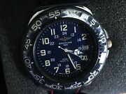 Breitling Colt Pace Military Divers 300m Watch 80210 Marine Swiss Made Rare