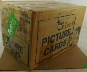 1990 Topps Baseball Card Vending 24 Box Full Case Unsearched Frank Thomas Rc