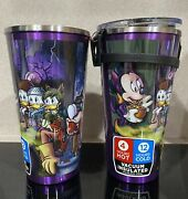 Disney Parks 2021 Halloween Insulated Hot/cold Tumbler 16oz