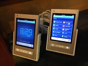 Sonos Cr200 Remote Control Pair And Charging Docks Cleaned Tested And Factory Reset