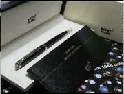 Ballpoint Pen Sold Out Apex Platinum And Black Color Generation No13419