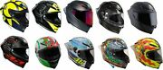 Agv 2020 Adult Pista Gp Rr Street Full Face Helmet Dot/ece All Colors And Sizes
