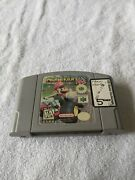 Mario Kart 64 Nintendo 64 N64 Cart Only Authentic Works