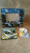Dolphin Decor-frame And Two Switch Plates