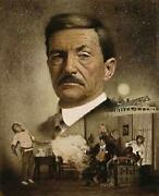 Don Crowley Pat Garrett The Making Of A Legend Canvas Giclee