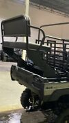 Ranch Armor High Rise Seat Utv Side By Side